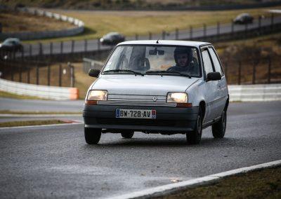 Renault Super 5 at Zandvoort