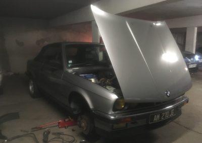 BMW 325i cabriolet (E30)