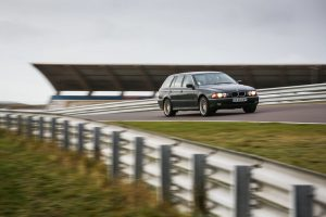 e39 Touring on Zandvoort Circuit