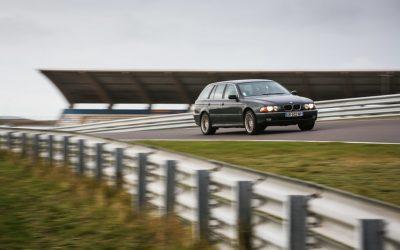 BMW e39 6-speed gearbox swap. Part 1.