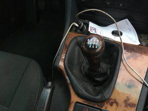 6-speed shifter in e39